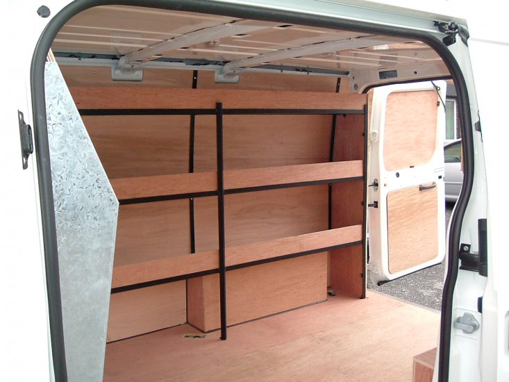 Vanliners The Van Racking Specialists Share Their Top