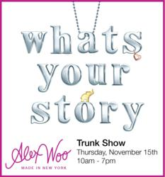 Alex Woo Trunk Show at Desires by Mikolay
