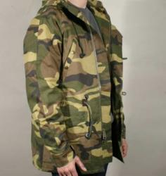 Penfield Paxton Jacket in Camo