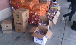 Hunger & Homelessness Week 2012