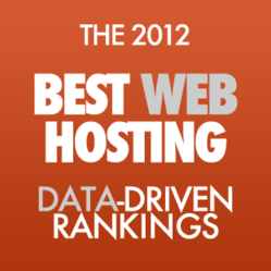2012 Best Web Hosting Rankings