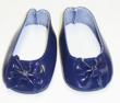 American Girl Doll Blue Shoes
