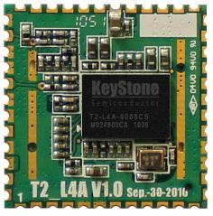 KSW8088CS FM/DAB Single-Chip Receiver IC
