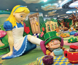 Seoul's Lotte World Hosts Largest Storybook Themed Play Area Attraction