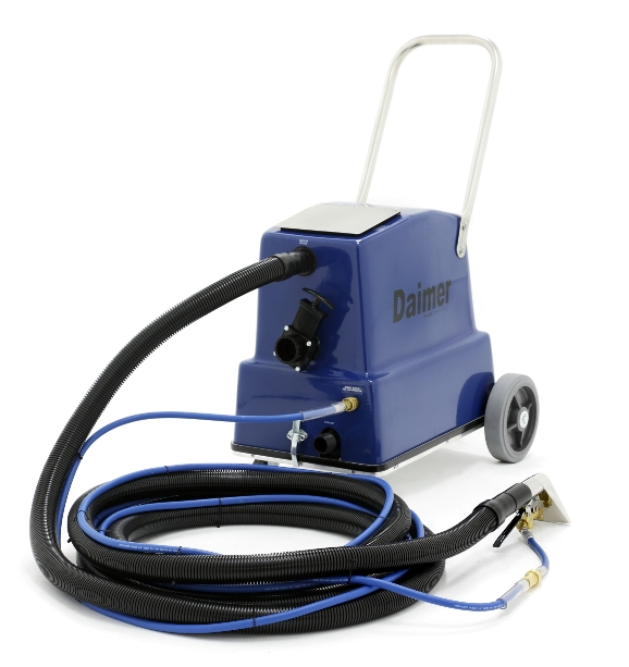daimer debuts carpet cleaners for car rental industry steam cleaner tasks. Black Bedroom Furniture Sets. Home Design Ideas