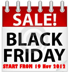 Amazon Black Friday & Cyber Monday 2012