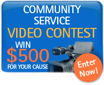 Homeschoolers Give Back Charity Video Contest