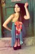 Fashion Shoot With Vietnamese Model Nancy Pham
