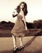 Fashion Shoot With Model Morgan Roberts