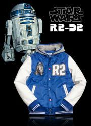 R2-D2 Varsity Jacket