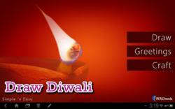 Draw Diwali by WAGmob