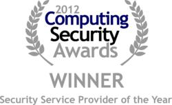 Security Service Provider of the Year