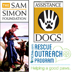 PSCPets.com and The Sam Simon Foundation Partner to Help Dogs in November