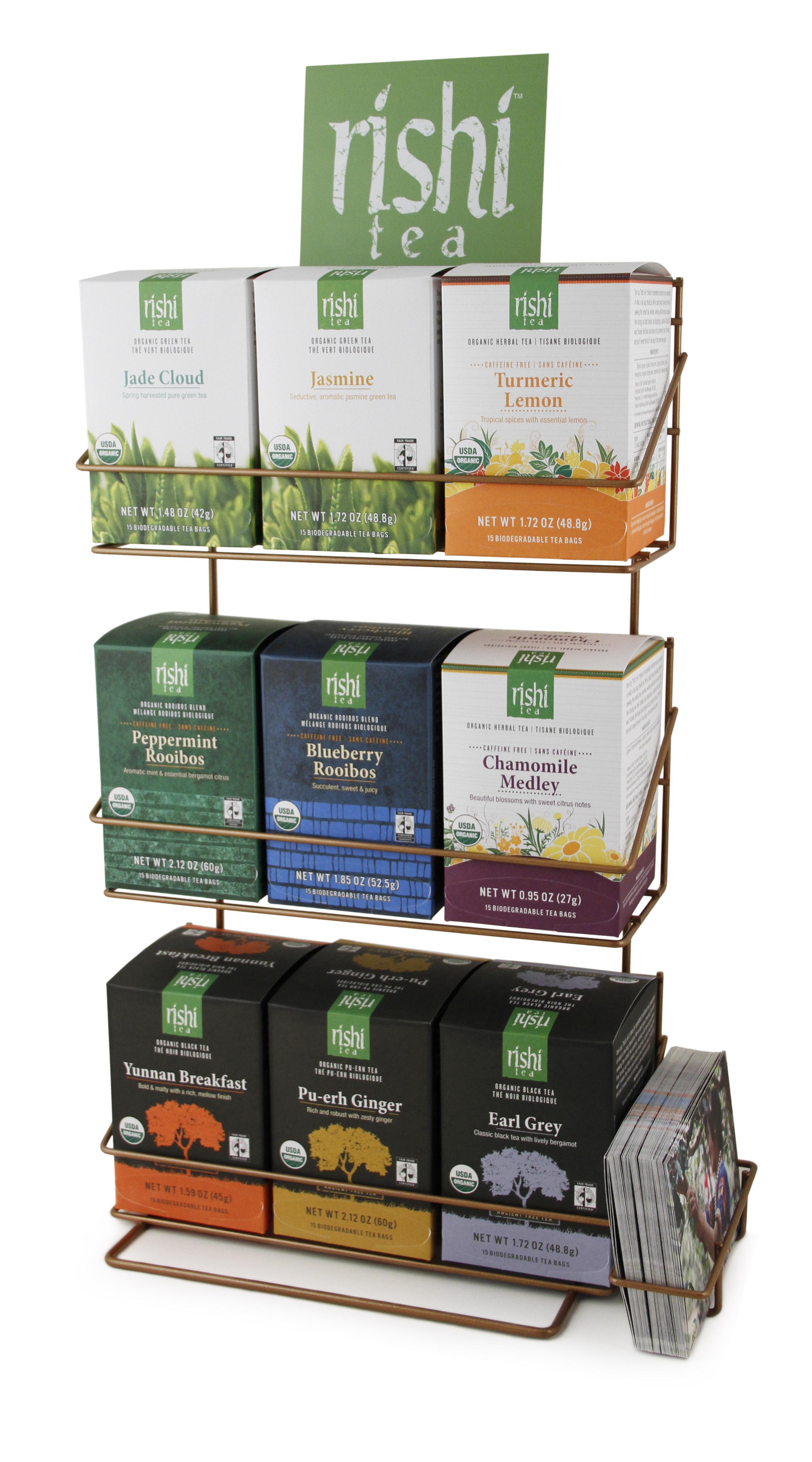 Tea Display Rack Thenerveonline