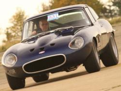 Jaguar E Type Driving Experience