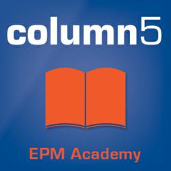 Column5, EPM Training, EPM, CPE Credits, BPC, SAP BPC, sap partner