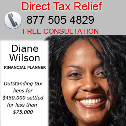 Direct Tax Relief - We Solve IRS Tax Problems
