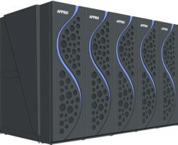 Appro Xtreme-Cool™ Supercomputer with Asetek's RackCDU