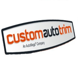 Custom Auto Trim: Rear Window Decals and Body Side Molding