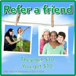 Botanic Choice Refer A Friend Program