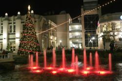 Louisiana Boardwalk Christmas Tree Lighting Event