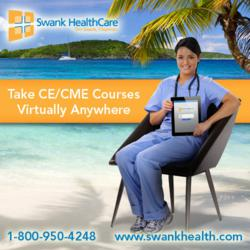Take CE/CME Courses Virtually Anywhere