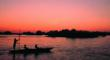 A sunset moroko cruise in Botswana © Africa Adventure Consultants