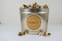 Masala Pop's Indian-Spiced Popcorn Makes Fun, Festive and ...