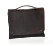 "iPad mini & iPad 4 CitySlicker—shown with ""peruvian"" leather flap"