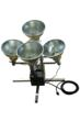 Larson Electronics' Magnalight Introduces 6000 Watt 480 Volt Portable Work Site Light System