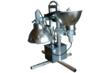 Portable Adjustable 6000 Watt Metal Halide Floodlight for Work Area Lighting