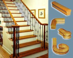 Outwater's Traditional Staircase Elements