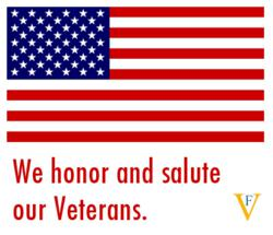 Veterans Day - Fouts Ventures Salutes our United States Veterans