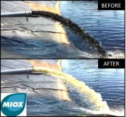 MIOX® on-site chemical generation systems create disinfection products with minimal footprint utilizing only salt and electricity. This allows for safe, cost-effective treatment of oil and gas injection, produced, flow-back, frac, and recycle water.