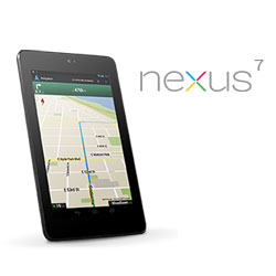 Receive a free Google Nexus 7