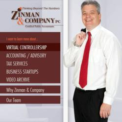 Mark B. Zinman, CPA