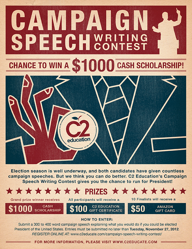 Essay contests for money