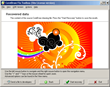 Preview the recovered Corel graphic that can be saved