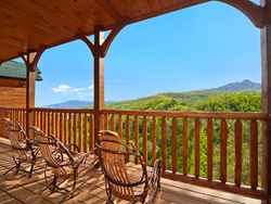Relax at one of our luxury Smoky Mountain cabins