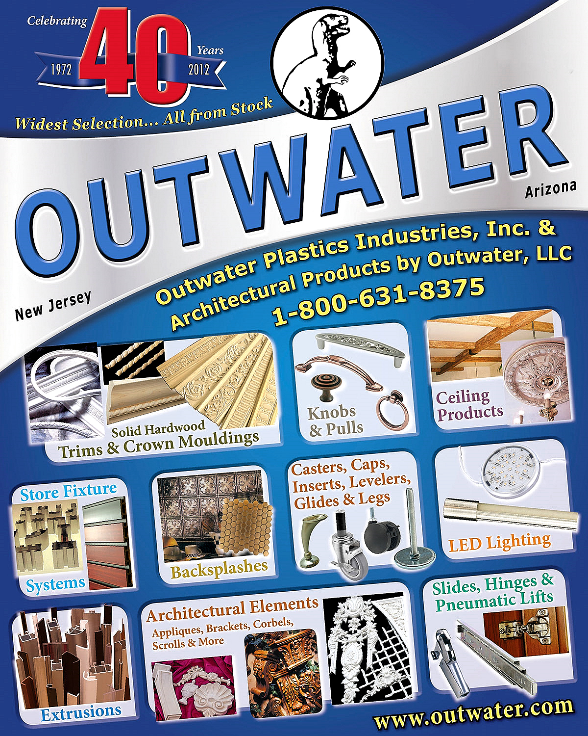 Outwater Plastics Appointed As A Full Line Distributor Of