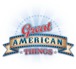 Great American Things created by Chalkley in 2009