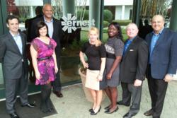 Ernest Communications Sales and Marketing Team