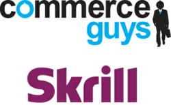 Skrill and Commerce Guys