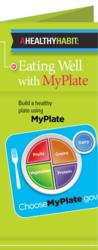 Eating Well with MyPlate Brochure from Learning Zone Express