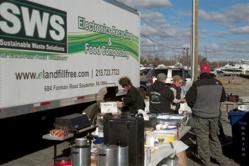 Sustainable Waste Solutions helps Hurricane Sandy victims