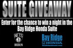 Bay Ridge Honda Nets Giveaway