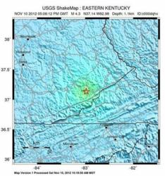 Kentucky Earthquake