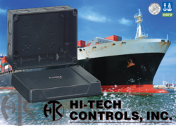 Hi-Tech Controls, Hensel DNV rated enclosures