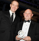 Aspect President & CEO Steve Hughes