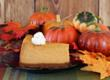 """Pumpkin cheesecake is okay, but just one slice, not half of the pie."""